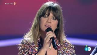 """Vanesa Martín y Equipo Carrasco: """"Complicidad"""" - Semifinal - La Voz 2016"""