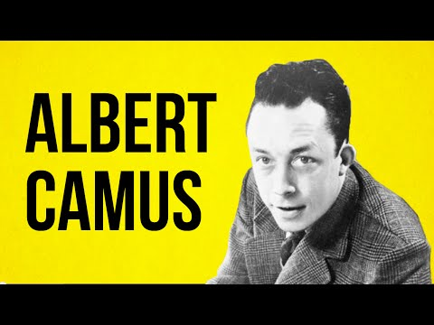 PHILOSOPHY - Albert Camus