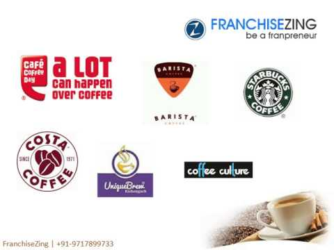 Coffee Shops Offering Franchise Opportunities In India