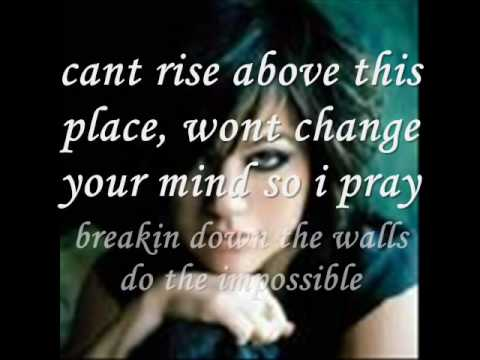 kelly clarkson impossible with lyrics