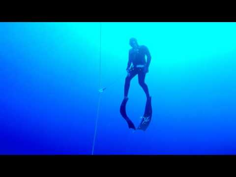 Training At Freediving Greece Kalamata