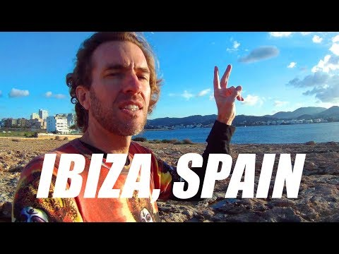 A Day in IBIZA, SPAIN: Party Paradise in the Mediterranean