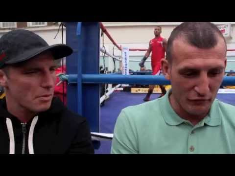 EXCLUSIVE! DERRY MATHEWS & TOMMY COYLE (SIDE BY SIDE) INTERVIEW (WITH JAMIE MOORE & DAVID COLDWELL)