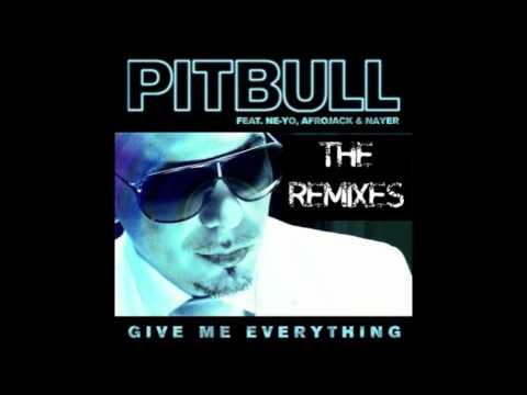 Pitbull Ft Ne Yo Afrojack Nayer Give Me Everything R3hab Remix Youtube