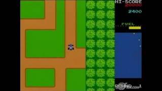 Namco Museum: 50th Anniversary PlayStation 2 Gameplay -