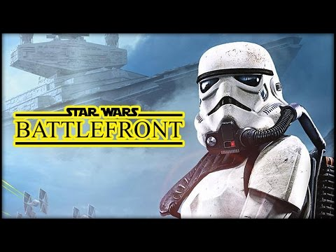 STAR WARS - Battlefront - Drop Zone - GET THE PODS!!! (BETA)