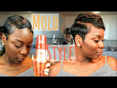 DIY Pixie Mold And Style