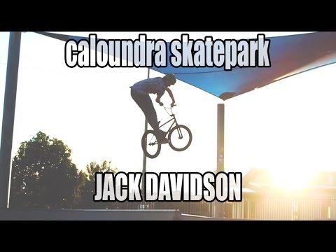 Jack Davidson || Caloundra Skatepark