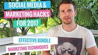 Effective Kindle Marketing Techniques for 2017 and Beyond | Productive Panda