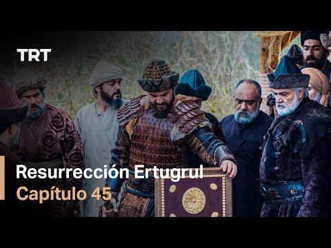 Resurrección Ertugrul Temporada 1 Capítulo 45