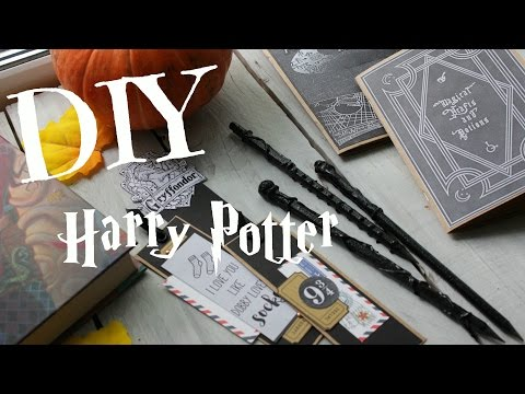 Вопрос: Как провести вечеринку в стиле Гарри Поттера?