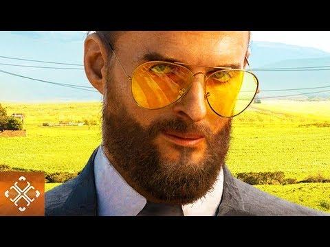 8 Disturbing Facts About Far Cry 5 Villain Joseph Seed Youtube