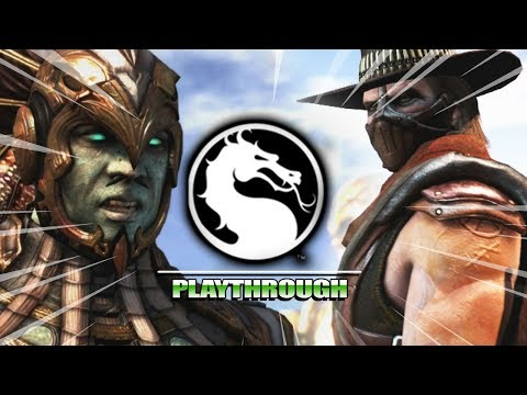 BATTLE FOR OUTWORLD : Story Mode - Mortal Kombat X (Part 4) thumbnail
