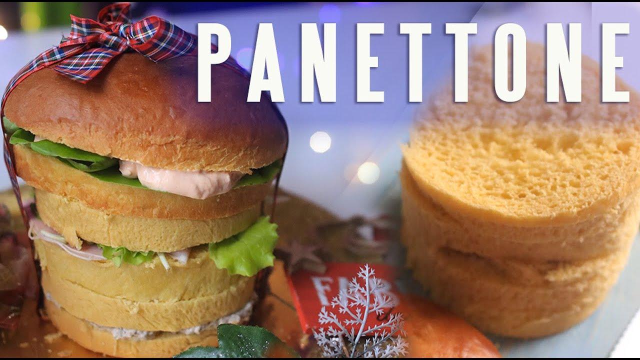 RECEITA DE PANETTONE GASTRONOMICO  | ZARUTY NETWORK #01