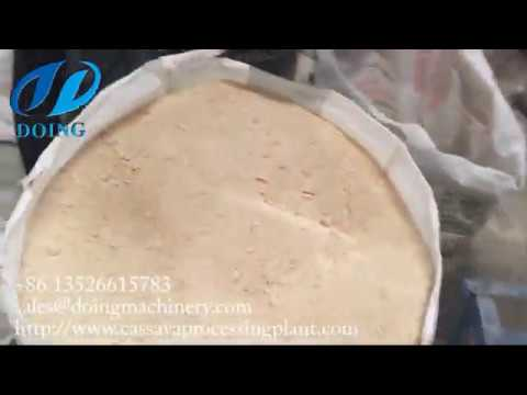Nigeria garri processing plant layout garri processing procedure