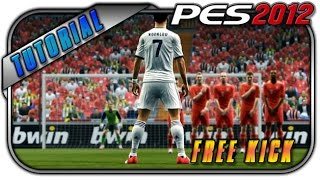 PES 2013 Free Kick Tutorial