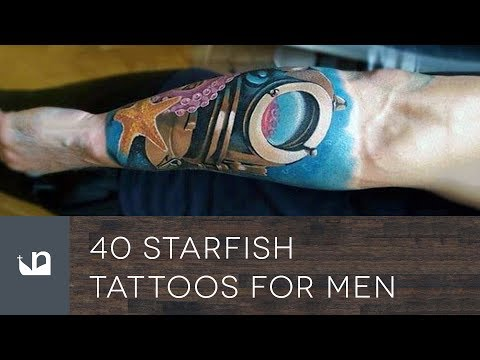 40 Starfish Tattoos For Men