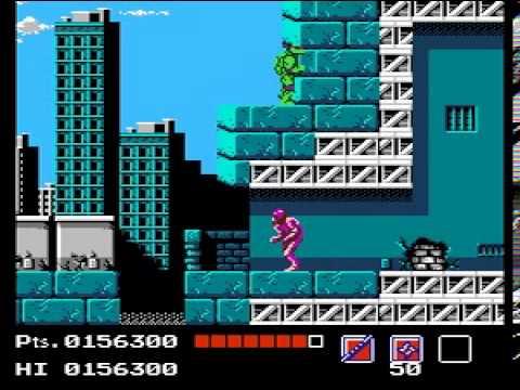 Teenage Mutant Ninja Turtles (Hack) (NES) (By Sting)