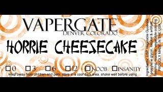 Horrie Cheesecake By Vapergate