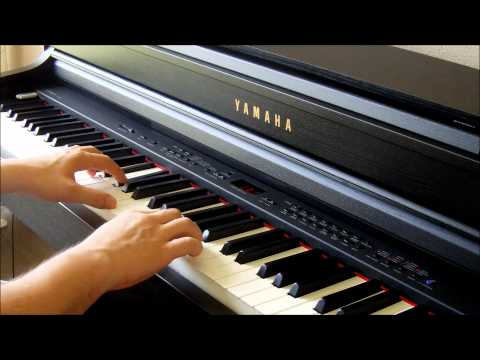 Christina Aguilera - Hurt (Piano Cover)