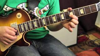 Santana - Smooth (feat. Rob Thomas) - How to Play on Guitar - Lesson - Tutorial