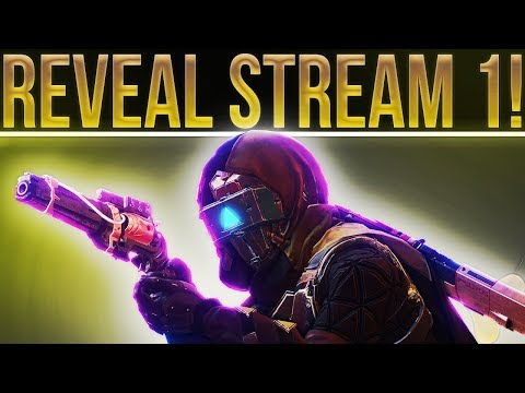 Destiny 2 Curse Of Osiris FULL Live Stream Reveal One! (FORGED WEAPONS & NEW RAID LAIRS!!!)