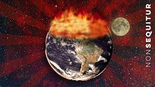 Flat Earth Meltdown: Red