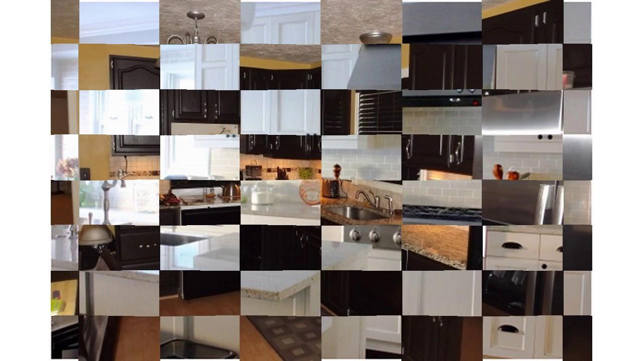 Diseño de remodelación de cocina barata - YouTube