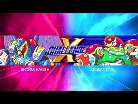X Challenge Stage 2 - Mega Man X Legacy Collection