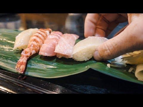 Tsukiji Fish Market | Tuna Auction & Tokyo's Freshest Sushi