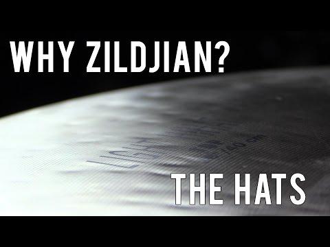WHY ZILDJIAN? THE HI-HAT CYMBALS DEMO