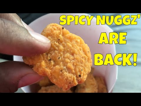 Wendy's Spicy Nuggets Are Back | SMASH or PASS?