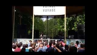 Jan Blomqvist Live Voyage Voyage Open Air Brüssel/