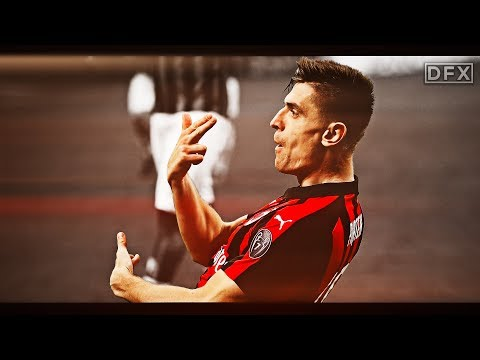 Krzysztof Piatek - Goal Machine - AC Milan - 2019 HD