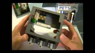 Lego 10218 Review Pet Shop Modular Building Series
