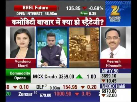Mandi Live | Gold prices dips down by almost 1500, MCX Gold at 29757