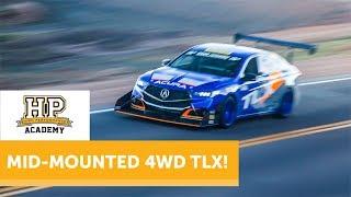 Acura TLX GT Race Car 2015 Videos
