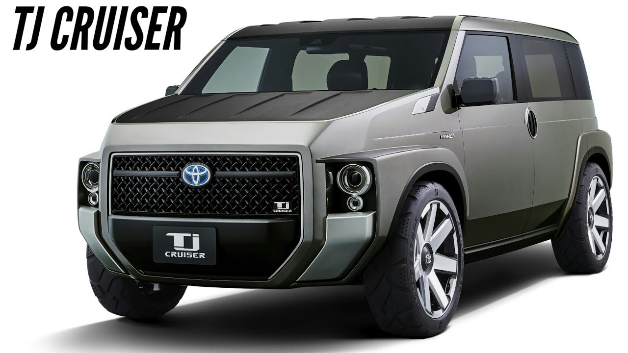 2018 toyota tj cruiser all new toyota tj cruiser 2018 2 0 litre hybrid suv new fj cruiser. Black Bedroom Furniture Sets. Home Design Ideas
