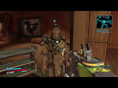 Borderlands® 3 - Bounty of Blood DLC - The Dandy And Damsel Mission (Mayhem Mode)  