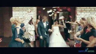 Свадьба Александра и Кристины