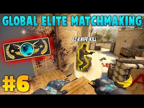 CS:GO - Všetci Globáli .. Very Nice ! 👌  | Global Elite Matchmaking EP.6 (CZ/SK 1080p60)