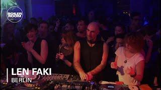 Len Faki Boiler Room Berlin DJ Set thumbnail