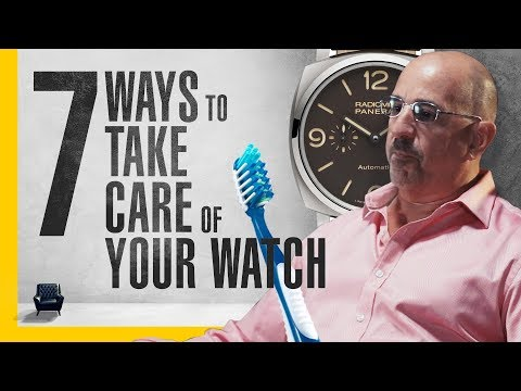 The 7 Best Ways to Take Care of Your Watch | The Classroom S02: Episode 7