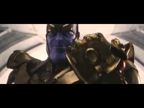 All Thanos Scenes Thanos Cameo MCU