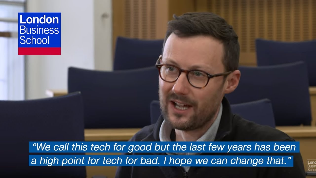 The best of tech: delivering sustainable, scalable solutions | London  Business School