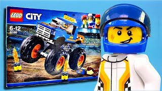 LEGO City Monster Truck LIVE BUILD