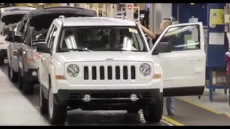 Jeep Compass and Jeep Patriot Assembly Factory Plant
