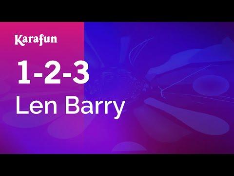 Karaoke 1-2-3 - Len Barry *
