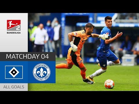 Hamburger Darmstadt 98 Goals And Highlights