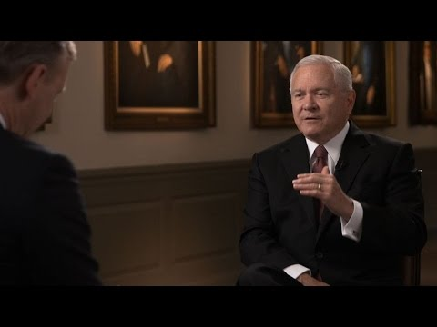 "Sec. Robert Gates on Putin's ""very K.G.B."" strategy to delegitimize Western elections"